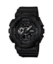 Casio Baby-g Ladies Analogue/digital Watch With Resin Strap