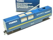 Tomix Staubsaugerwagen blau 064251 NEU OVP