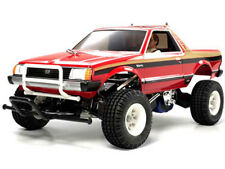 SUBARU BRAT 1/10 Scale Off Road 2wd RC Re-Release Vintage Truck Kit Tamiya 58384