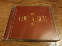 The Love Album - Various Artists - 2002 - 2CDs Album - 42 Great Tracks