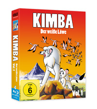 Kimba, der weiße Löwe (1965-1966)  Vol. 1 Blu-ray