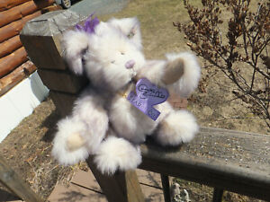 """Annette Funicello Collection Bear Co - About 9"""" With Tags - Jointed"""
