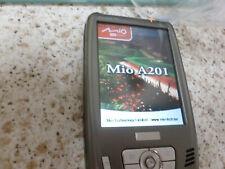 Mio Technology A201  Digi Walker Pocket PC Microsoft mobile  PDA  #14