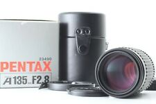 [Top Mint in Box] SMC Pentax-A 135mm F/2.8 Lens for Pentax K from Japan #171
