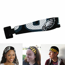 New NFL Philadelphia Eagles Fanband Jersey Headband Head-Band by Little Earth
