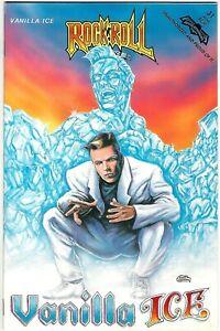 "Rock N'  Roll Comics #31 (1991) NM 1st Printing  ""Vanilla Ice"""