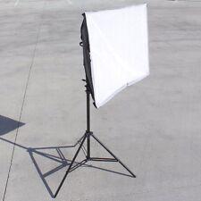 2x 5070 LED Light Photography Studio Lighting Softbox Flash Lamp Stand Kit