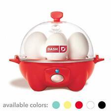 Dash Rapid Egg Cooker: 6 Egg Capacity Electric Egg Cooker for Hard Boiled Eggs