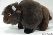 Plush Bison Stuffed Animal by Animal Fair Kleinhans Department Store Exclusive