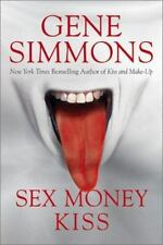 Sex Money Kiss by Gene Simmons (2004, Hardcover, Collector's, Limited)