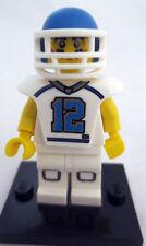 LEGO-FOOTBALL PLAYER   Collectible Minifigure #8833 Series 8  NEW  see descrip !