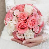Decoration Bouquet Handle Flower Holder Wedding Supplies Bridal Floral Foam