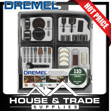 Dremel All Purpose Accessory Storage Kit 110 Piece 709-RW2