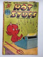HOT STUFF THE LITTLE DEVIL 135 1976 HARVEY  BRONZE AGE 25c