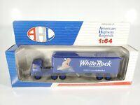 American Highway Legends White Rock Sparkling Beverages Mack Model CJ Semi NIB