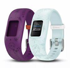 Garmin Vivofit Jr. 2 Disney Frozen 2 Ana Elsa Kids Fitness Watch