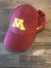 quality design a8562 2899f Nike Team University of Minnesota Golden Gophers NCAA Baseball Hat Legacy 91