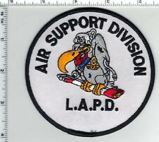 Los Angeles Police (California) Air Support Division Novelty Patch - 1980's