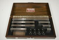Starrett Webber - HD 6 - 6 Piece Heavy Duty High-Grade Steel Gage Block Set NN37
