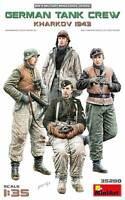 Miniart 35280 - 1:35 scale - GERMAN TANK CREW KHARKOV 1943 World War II
