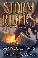 (Good)-Storm Riders (Hardcover)-Margaret Weis-076533349X