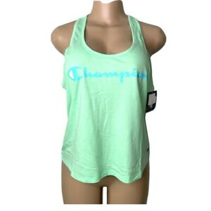 Champion Racerback Tank Muscle Top Spearmint Green NWT Size Large