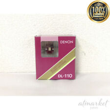 NEW Denon DL-110 High Output Moving Coil Cartridge Electronics from JAPAN