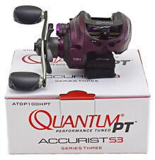 QUANTUM PT ACCURIST S3 ATDP100HPT 7.0:1 RIGHT HAND BAITCAST REEL