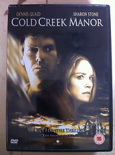 Sharon Stone Dennis Quaid COLD CREEK MANOR ~ 2003 Horror Thriller UK DVD