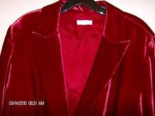 Charter Club Jacket Crimson Sz 10 Kings Road 1 New with  Tags