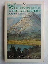 David Mccracken.Wordsworth & The Lake District.1St S/B 85 Guide,Maps Photos