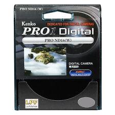 NEW Kenko Pro1D ND16 (W) Filter Pro1 Digital Neutral Density Japan Filter 67mm
