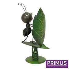 "Primus boule ""Fourmi Métal Jardin Baladeuse Sculpture Ornement PQ1330 idée cadeau"