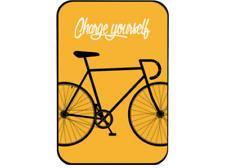 Power bank - Smartoools MC10 Yellow Bike, USB, 10.000 mAh