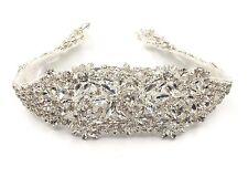 Stunning, A Grade Bridal Sash, Crystal Wedding Sash Belt, Rhinestone Belt