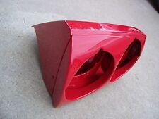 86-94 Ferrari Testarossa 512tr Left Headlight Bucket w Bezel OEM Drivers TR