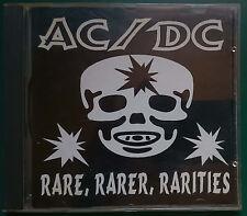 *** Rare *** AC/DC - Rare, rarer, Rarities *** Rare ***