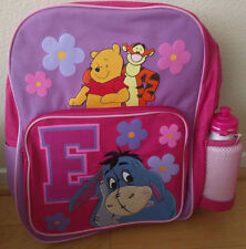 Disney Winnie the Pooh Eeyore Large School Backpack Bag NEW