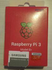 32GB SD Noobs + Raspberry Pi 3 Model B + Plus B+ 64Bit Quad Core 1.4GHz 2018