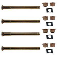 Door Hinge Pin and Bushing Kit - Replaces OE# 93356553 - Set of 4
