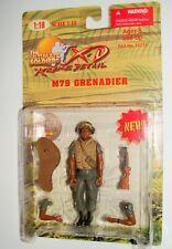 1:18 Ultimate Soldier Vietnam U.S Army 101st Infantry M79 Grenadier Figure
