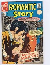 Romantic Story #106 Charlton Pub 1970