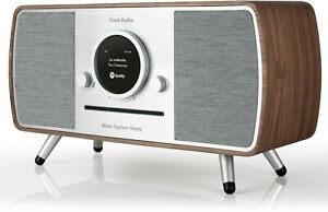 Tivoli Audio Music System Home (Art Gen 1) Walnuss/Grau, *B-Ware*+Gewährleistung