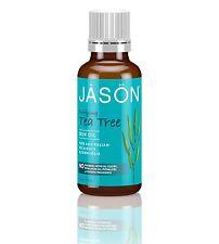 Jason Purifiant Arbre de thé Peau Huile 30ml - Pas Parabens,couleurs artificiels