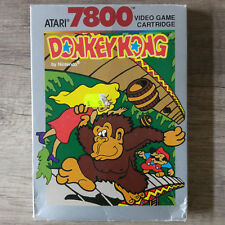 Atari 7800 ► Donkey Kong by Nintendo ◄ komplett in OVP