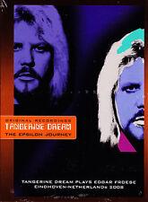 Tangerine Dream the epsilon Journey DVD nuevo embalaje original/Sealed