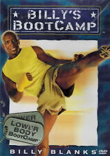Billy Blanks: Billy's Bootcamp: Lower Body TAE BO  | DVD NEU