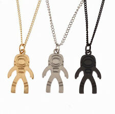 1pc Japan Style Chic Fantasy Astronaut Club Lady Necklace Choker Jewelry 3 Color
