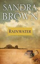 Rainwater by Sandra Brown (2009, Hardcover)