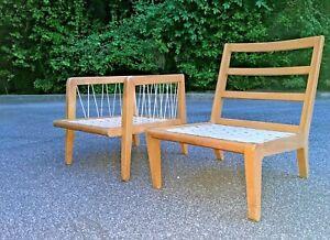 Drexel Precedent Armchair & Lounge Chair PAIR!
